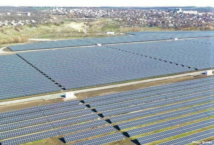Kamianka solarpark