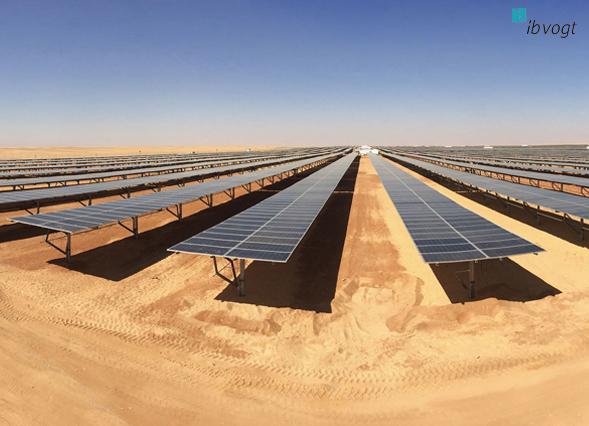Benban, Ägypten, 130 MWp