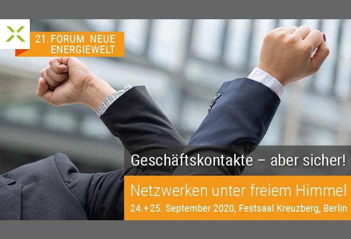 Forum Neue Energiewelt
