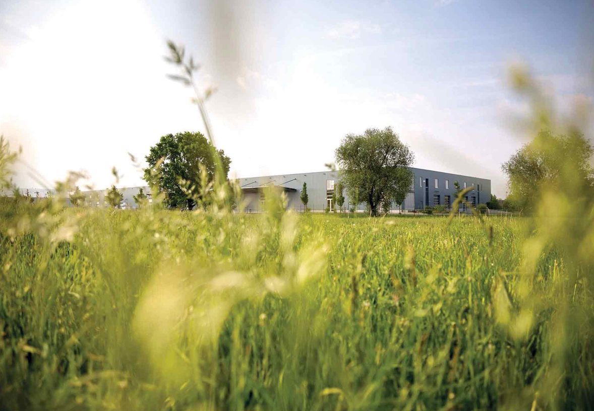 Mounting Systems Rangsdorf Standort