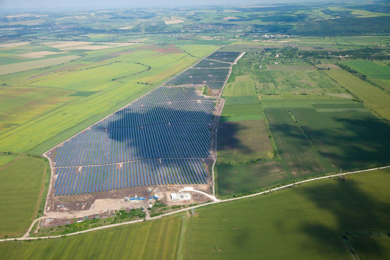 50,7 MWp PV-Projekt in Bulgarien