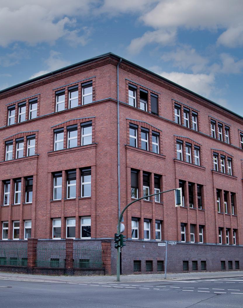 MSY Berlin Büro