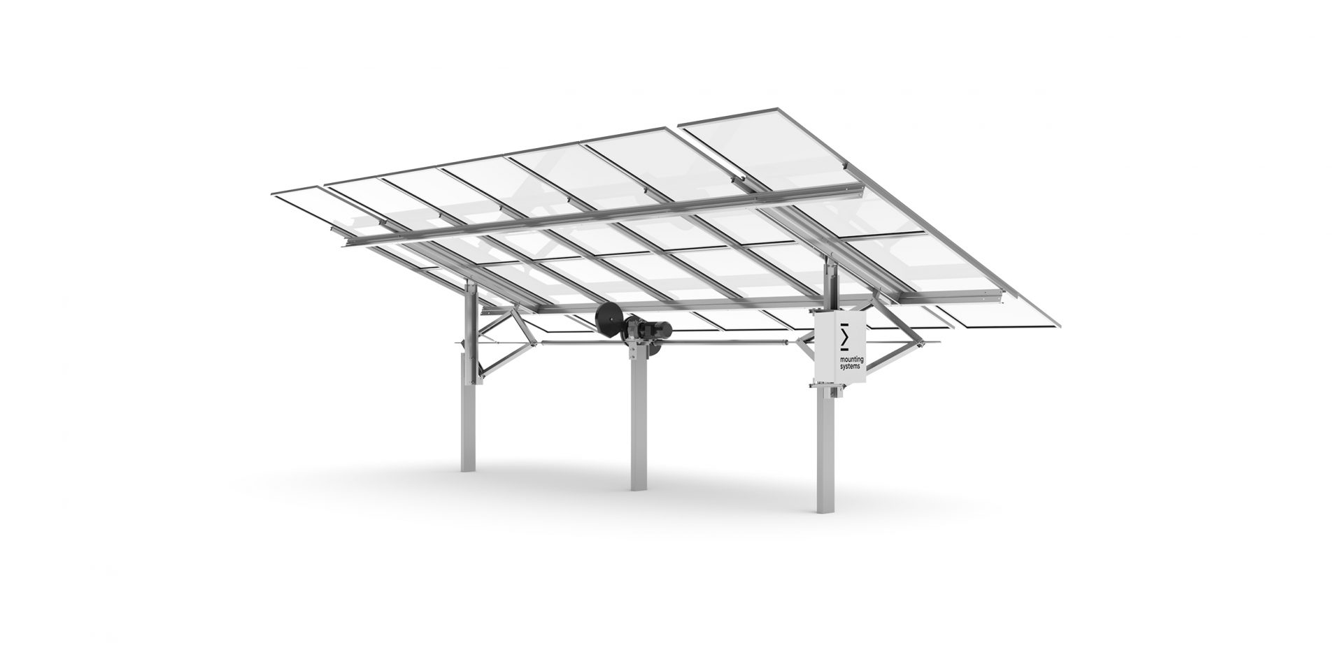 Single-axis Sigma Tracker system