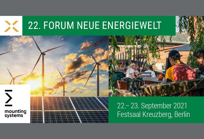 Forum Neue Energiewelt MSY_DE